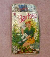 MARVEL COMICS COLLECTORS PACK - Barbie - Sealed in Original Packaging