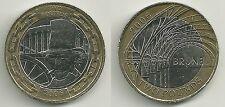 Isambard Kingdom Brunel ~ 2x £ 2 pièces ~ 200th Anniversary Set 2006 ~ deux livres