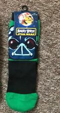 Angry Birds Socks Size 4-6H brand new on special clearance offer