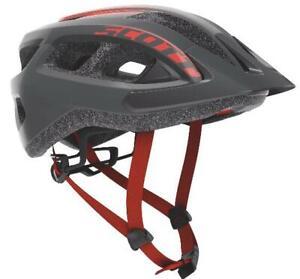 Scott Helmet Supra grey/red one size