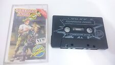 GUARDIAN ANGEL JUEGO CASSETTE COMMODORE 64 128 CMB 64 C64 PAL.