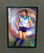 GAVIN BROWN Football Card Collingwood Magpies VFL AFL Club 10 Card Hard To Find