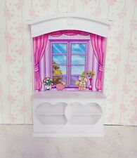 Versatile Hutch for dining room or child's Barbie Diorama