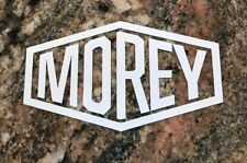 Morey Boogie Board Sticker - Surf Surfing Bodyboard Skimboard Boogieboard Waves