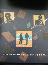 """Roy Ayers & Wayne Henderson ~ Step Into Our Life 7"""" Vinyl 45RPM"""