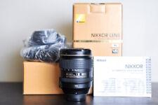Nikon AF-S 24-120mm F4 VR Lens - US Model & MINT!