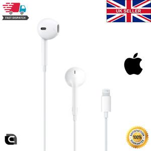 Genuine Apple Lightning Earpods EarPhones Headphone Lightning Connector MMTN2