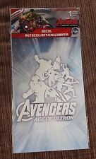 LOOT CRATE Exclusive Avengers Movie Age of Ultron Car Decal Marvel May 2015 Rare