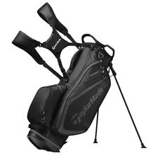 NEW TaylorMade 2020 Select Stand Bag - Black/Charcoal - Drummond Golf
