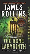 The Bone Labyrinth: A Sigma Force Novel (Sigma Force Novels) by James Rollins