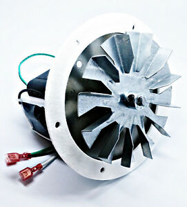 "King 5500M, 5500XLT, 5502M, 5510 Exhaust Fan Motor 80473 + 4 3/4"" PH-UNIVCOMBKIT"