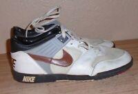 vintage 1980s Texas Longhorns Eric Metcalf game used Nike football turf cleats