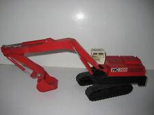 Poclain HC 300 Excavadora Retroexcavadoras Caterpillar 2.VERSION Bourbon 1:43