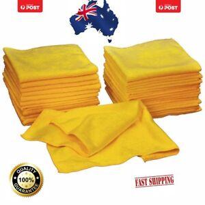 Kirkland Signature Ultra Soft Plush Microfibre Car Towels 40.6cm x 40.6cm