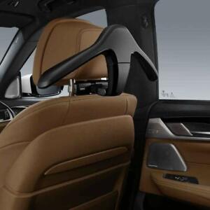 BMW OEM FACTORY TRAVEL AND COMFORT SYSTEM COAT HANGER 51952449251