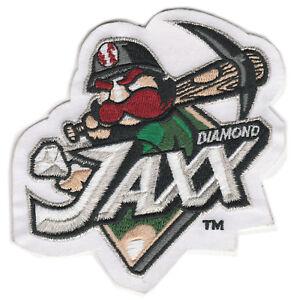 "1998-2010 WEST TENN DIAMOND JAXX SOUTHERN MINOR LEAGUE BASEBALL 4"" TEAM PATCH"
