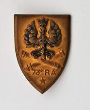 73° RA Régiment d'Artillerie, Arthus Bertrand, monobloc