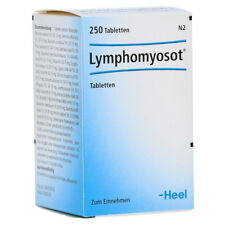 HEEL Lymphomyosot 250 Tablets Homeopathic Remedies