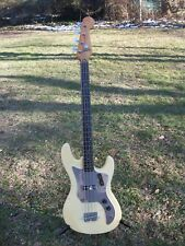 TELESTAR BASS GUITAR TEISCO P-BASS COPY UNKNOWN PROJECT VINTAGE