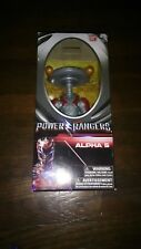 ALPHA 5 POWER RANGERS ACTION FIGURE BAN DAI