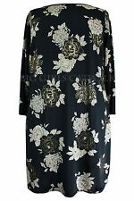 Crew Neck Semi Fitted Formal Floral Tops & Shirts for Women
