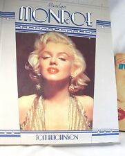 Two Marilyn Monroe Books  Marilyn's Men The Private Life of Marilyn Monroe Wayne
