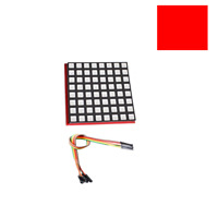 EP-0075 8x8 RGB LED Dot Matrix Module for Raspberry Pi 3/2/B+/Arduino board