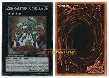 YU-GI-OH Zenmaister a Molla CT08 IT002 Rara Segreta Italiana ♦♦♦♦ OTTIMA