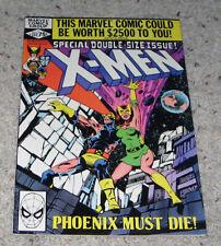 X-men 137 Dark Phoenix  VF Wolverine Nightcrawler Storm LOT MCU