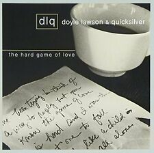 Doyle Lawson and Quicksilver - The Hard Game of Love [CD]