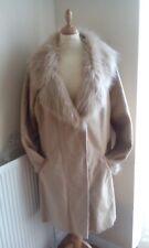 Women's Savoir Faux Suede Jacket Size UK 20 - BNWT