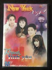 Vietnamese Dvd New York Night Khucca Tinh Yeu Y Lan Cong Thanh & Lyn Nini