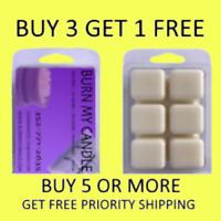 Details about  /BLUEBERRY LEMON DONUT Scented Primitive Mini Donuts Wax Tarts Melts