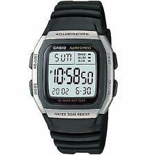 Plastic Case Chronograph Digital Wristwatches