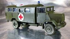 "* Herpa Military 744577  MAN 630 box truck ""Rotes Kreuz"" HO 1:87"