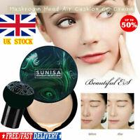 SUNISA Air Cushion Mushroom Head CC Cream BB Cream Concealer Moisturizing Makeup