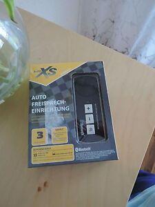 Bluetooth Freisprechanlage für Auto Sonnenblende, für alle Smartphones NEU OVP