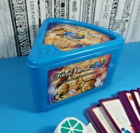 TRIVIAL PURSUIT BLUE WEDGE NESTLE QUALITY STREET FAMILY EDITION GAME