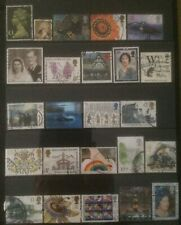 GREAT BRITAIN QEII DECIMAL USED SELECTION