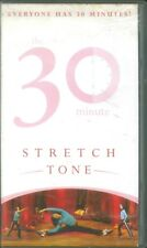 The 30 Minute Stretch Tone, PAL VHS Video Tape