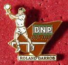 PIN'S ROLAND GARROS BNP 1973 1993 ARTHUS BERTRAND