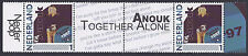 NVPH 2791-Ab--20: NEDERPOP Nr. 20: ANOUK: TOGETHER ALONE: 2012 strip postfris