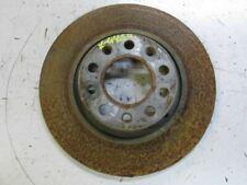 """One Rear Brake Rotor 12.60"""" Diameter Fits 14-17 CHEROKEE 316147"""