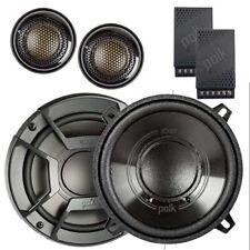 Polk Audio Db572 DB Series 5x7 Coaxial Speakers With Marine Certification Black
