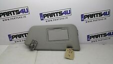 2004 NISSAN MICRA SUN VISOR RIGHT SIDE RHD LIGHT GREY COLOUR