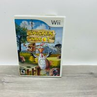 Nintendo Wii Game - Chicken Shoot - DSI Games - Clean tested and complete