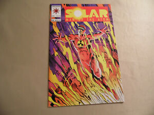 Solar Man of the Atom #18 (Valiant 1993) Free Domestic Shipping