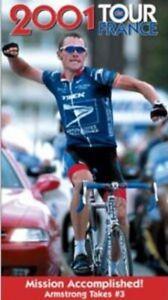 2001 Tour De France (DVD)