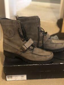 Polo Ralph Lauren Mens Boots Uk Size 11.5
