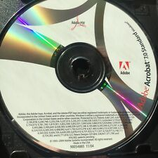 Adobe Acrobat 7.0 Standard for Windows PC - Installation Disc Only